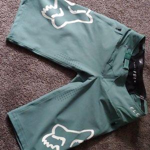 Woman's Fox Flexair Mountain Bike Shorts
